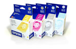 Clearance on Epson R Series Printer Inks