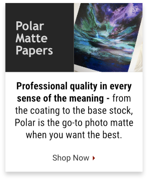 Polar Matte Papers