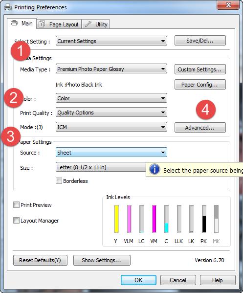 Epson WF-5110 User Manual