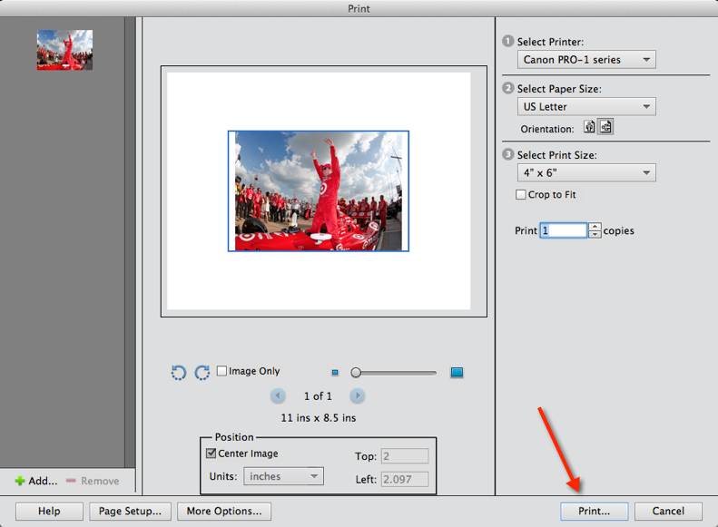 How To Use ICC Color Printer Profiles Photoshop Elements